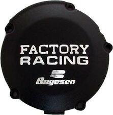 Boyesen Ignition Cover Black for Kawasaki KX125 1992-2002