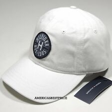 TOMMY HILFIGER NEW MENS BASEBALL CAP/HAT WHITE/BLUE/GREEN NICE CAPS