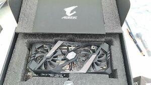 Aorus GeForce RTX 2080  GAMING  8Go GDDR6 Carte Graphique