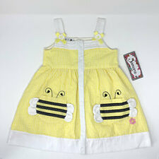 Samara Bumblebee Girls Dress Size 2T