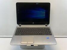 New listing Hp Probook 450 G2 Laptop i5-5200u 256Gb Ssd 8Gb Win 10 Pro