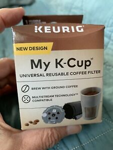 keurig my k-cup reusable coffee filter New And Unopened