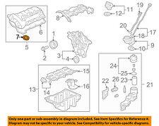 GM OEM Engine-Valve Cover Seal 12607600