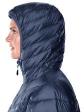 Capi d'abbigliamento da campeggio da donna blu piuma taglia XL