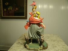 "Amazing Large 20"" Disney Sleeping Beauty Big Fig Music Box Cody Reynolds Figure"