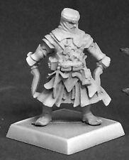 Zadim Iconic Slayer Reaper Miniatures Pathfinder D&D RPG Melee Rogue Assassin