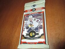 15/16 O-PEE-CHEE BLACKHAWKS TEAM SET 15 CARDS SEALED PACK MINT