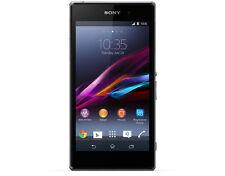 Sony  Xperia Z1 C6903 - 16GB - Schwarz (Ohne Simlock) Smartphone
