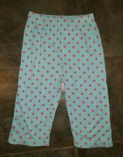 Luigi Kids Girls Size 7 Cute Polka Dots Capri