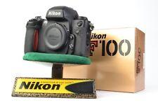 Nikon F100 35mm SLR Film Camera Body Only - #M19853