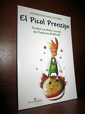 LE PETIT PRINCE in TRENTIN, SAINT EXUPERY, THE LITTLE PRINCE