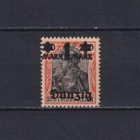 DANZIG GERMANY 1920, Mi#41 III, CV€15, MLH