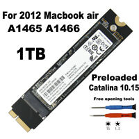 """NEW 1TB SSD REPLACE MZ-EPC5120/0A2 For MacBook Air 11"""" A1465 13"""" A1466 Mid 2012"""