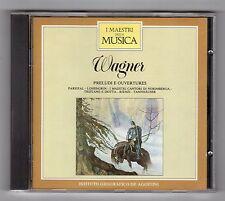 CD -  I MAESTRI DELLA MUSICA DEAGOSTINI WAGNER VOLUME II N. 27