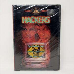 HACKERS 1995 Widescreen DVD Crime Drama Movie w/ Angelina Jolie