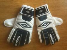 Umbro Mens//Boys Neo Precision DPS Goalkeeper Gloves Blue Size 8 New Best Price