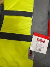 Kong Sport AquaPro Dog Flotation Vest Reflective Life Jacket Size XL 36-44 Lb