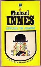 APPLEBY ON ARARAT (Michael Innes/1st US pb/Inspector John Appleby)
