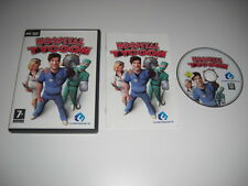HOSPITAL TYCOON Pc DVD Rom Original with Manual - FAST DISPATCH