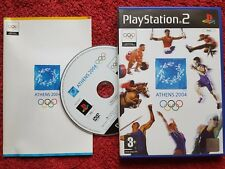 ATHENS 2004 ORIGINAL BLACK LABEL SONY PLAYSTATION PS2 PAL