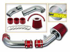 Short Ram Air Intake Kit + RED Filter for 99-05 Mazda Miata MX5 NB 1.8L