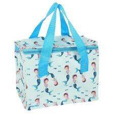 SIRENA borsa pranzo panino spuntino freddo Box Picnic ISOLATO Regalo Divertente Cibo per Bambini