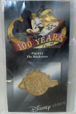 Disney 100 Years of Dreams ~ The Rocketeer PIN #12 Brand New Rare
