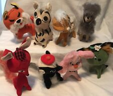 Lot of 8  Vintage  KAMAR PETS ,  all in good condition