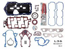 1997-2008 GM L36 3800 Series II 3.8L Engine Gasket Kit Quality Upgraded Gaskets