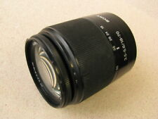 SONY DT 18-70mm ZOOM LENS
