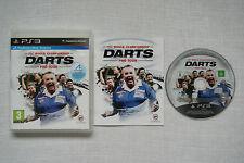 PDC World Championship Darts Pro Tour  PS3 Game -1st Class FREE UK POSTAGE