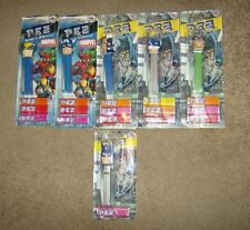 lot of (6) SUPERHERO PEZ, NEW AND SEALED