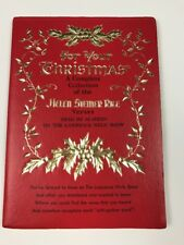 VTG 1966 Booklet For Your Christmas Helen Rice Verses Lawrence Welk Show Cards