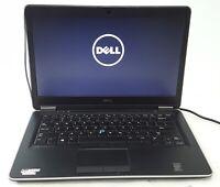"Dell Latitude E7440 14"" Laptop i5-4300U 1.9GHz 4GB - NO OS/HDD/Battery/AC ***"