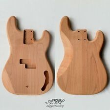 CORPS AULNE PRECISION BASSE NON PONCE UNFINSHED P-Bass Body Alder 2Pc ToSand