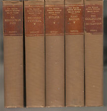 The English Comedie Humaine 2nd Series 9VOL ILLUS 1906