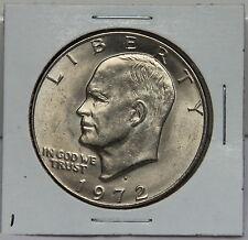 1972 D Eisenhower Dollar Coin - Ike Denver