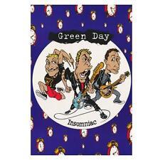 "GREEN DAY    POSTER    ""INSOMNIAC"""