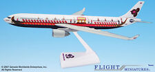 Flight Miniatures Thai Airways Royal Barge A330-300 1:200 Scale RETIRED w/Stand