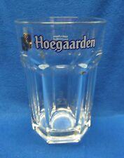 Hoegaarden Belgian Ale Hexagon Shaped 25 cl Beer Glass