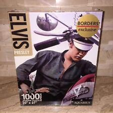 ELVIS PRESLEY BORDERS EXCLUSIVE 1000 PC JIGSAW PUZZLE