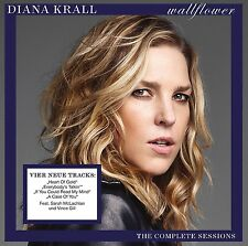 DIANA KRALL - WALLFLOWER (THE COMPLETE SESSIONS)  CD NEW+