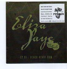 (FA183) Eliza Jaye, Black Heart Rum - 2010 DJ CD