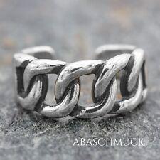 Silberring Silber 925 Ring  Verstellbar Offen R0762 🦇 Damenring