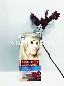 GARNIER COLOR SENSATION HAIR DYE ALL 36 SHADES ORIGINAL worldwide shipping gift