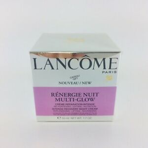 Lancome Renergie Nuit Multi Glow Lifitng Night Cream 50ml NEU OVP