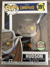Funko Pop Vinyl Figure Disney Gargoyles Hudson #391 Speciality Series Exclusive