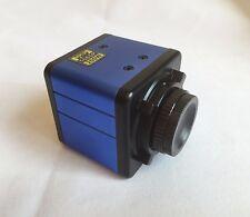 2.0MP HD 1080P C-mount Microscope Digital Camera VGA  W/ Crosshair 1/2.7 inch