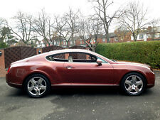 Bentley Continental GT RARE UNIQUE COLOUR FBSH STUNNER! Just 2 Previous Owners