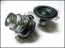 "2pcs 3"" inch For harman JBL Subwoofer Speaker Loudspeaker 30 watts 4 ohms"